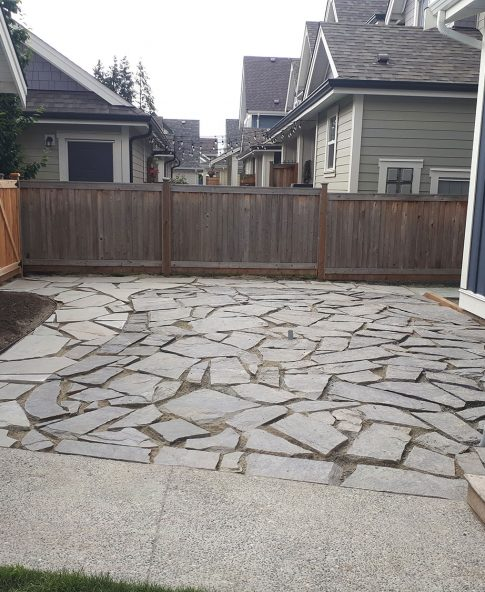 Project: Garrison Patio