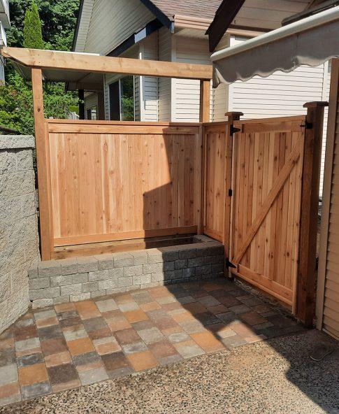 Project: Jarymy Backyard Renovation